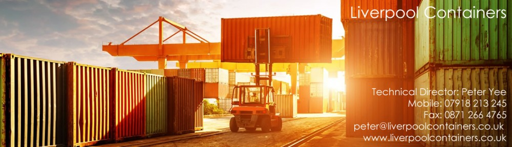 Container Hires Liverpool, Self Storage Containers, Anti-Vandal Cabins, Shipping Containers, Modular Linked Units, North West, Chester